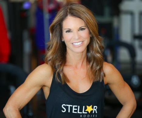 Amy of @stellarbodiesatl - lagree method fitness studio