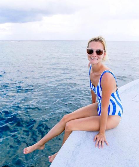 Sarah of @saraheattaway - travel curator