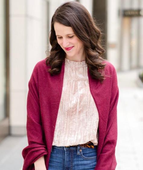 Meet Lauren, blogger behind @midtownmagnolia