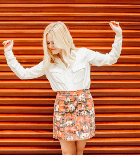 Meet Morgan, lifestyle blogger behind @morgangoldemery
