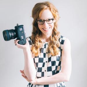 Meet Angie, photographer + logo/web designer behind @angiewebbcreative