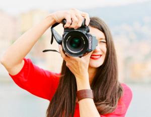 Meet Melissa, the photographer behind @melissaschollaert