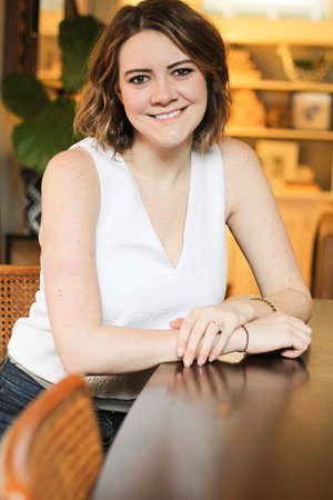 Meet Molly, interior designer behind @sellersandcompany