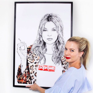 Meet Laurie, artist behind @laurieduncanart