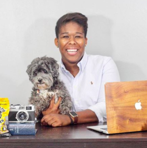 Meet Diamond, pet-friendly content creator behind @mint_creativeco