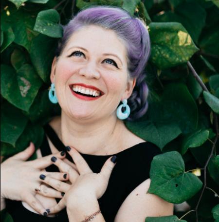 Meet Robin, florist behind @rhapsodyinblooms