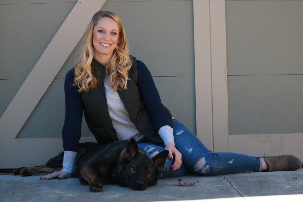 Meet Jacqui, veterinarian behind @resiliencerising