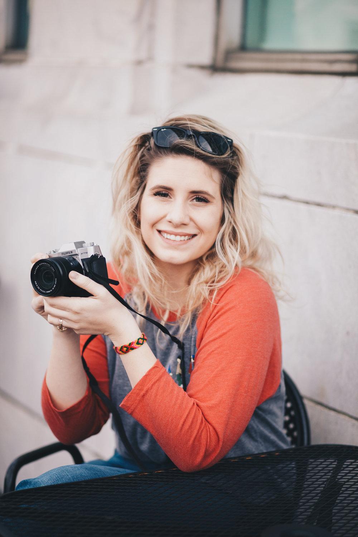 Meet Alyssa, photographer behind @alyssakellyphoto