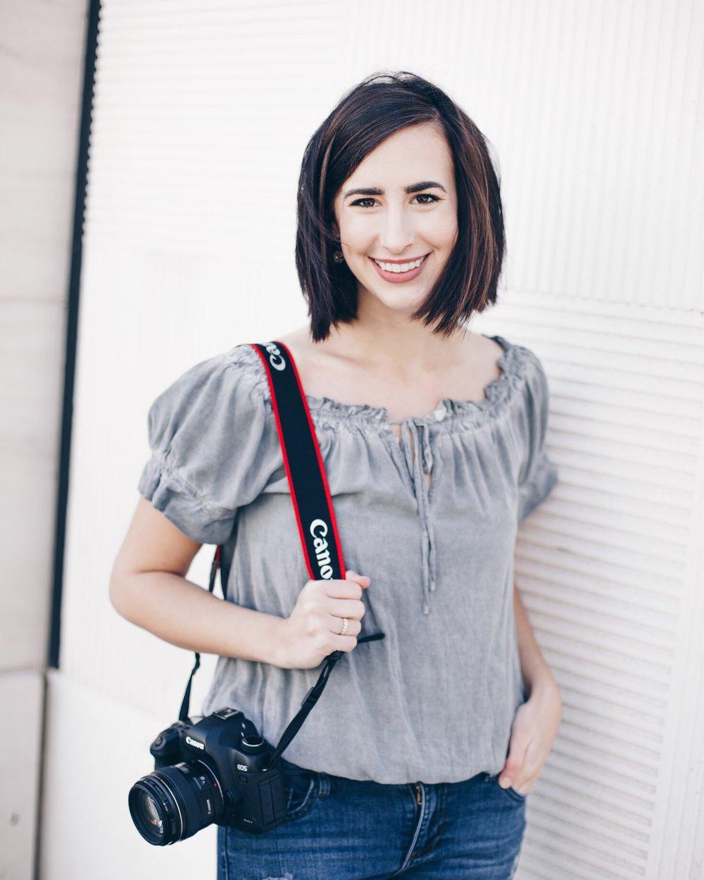 Meet Katelyn, photographer behind @katelynleblanc