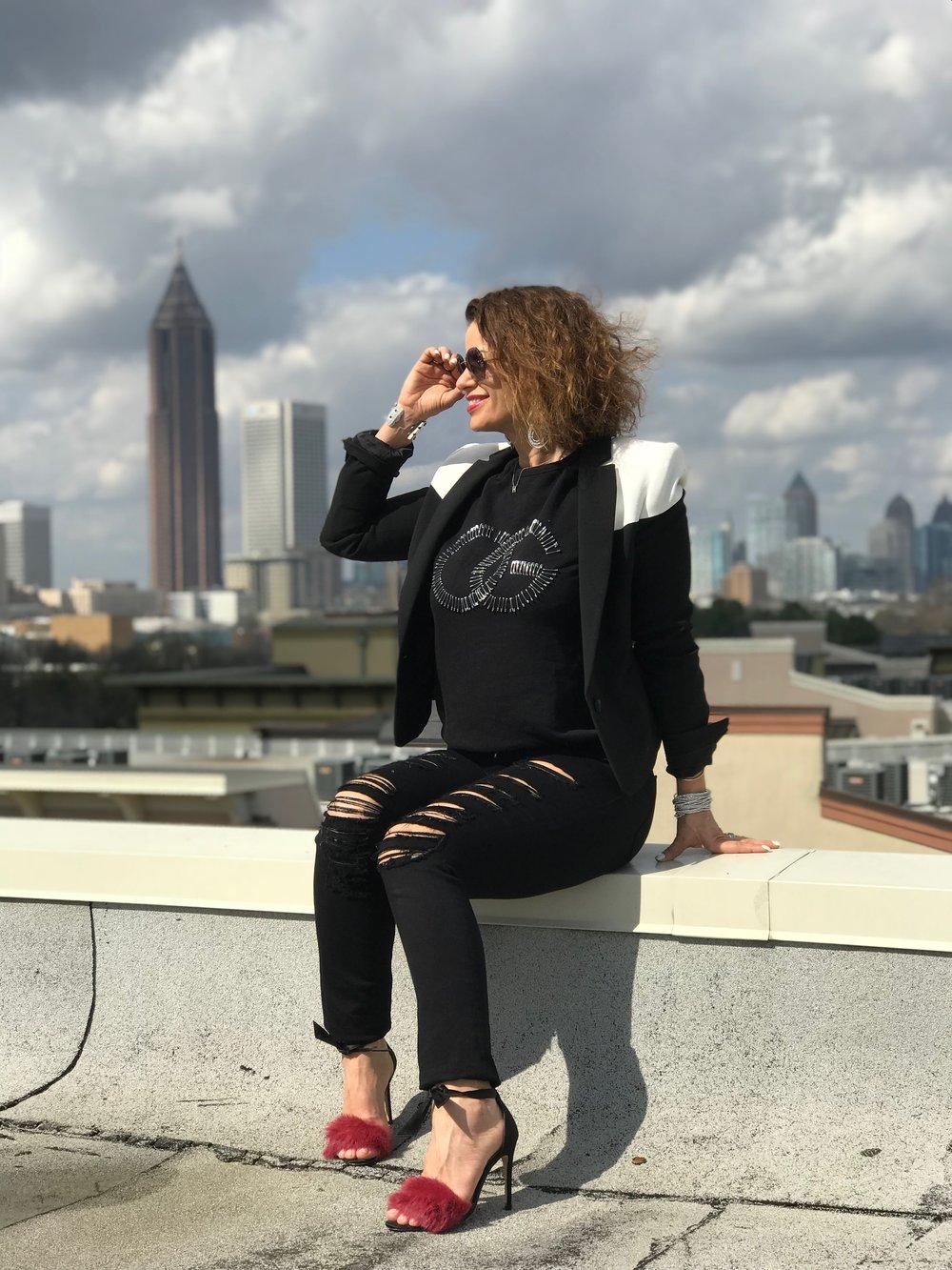 Meet Holly, sharpening the world's style through @hollykatzstyle