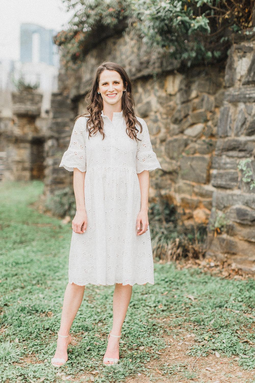Meet Lauren, an online dress boutique for bride at @eternalivory