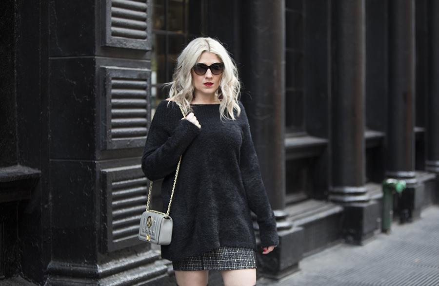 Meet Monica,fashion + lifestyle blogger behind @fancypantsfarber