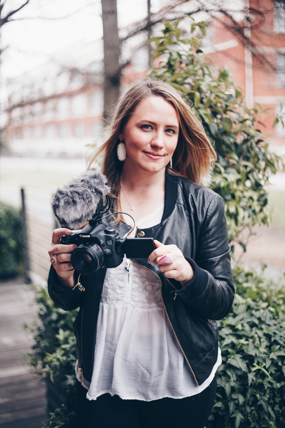 Meet Brittany, documentary film producer + videographer behind @bstoried