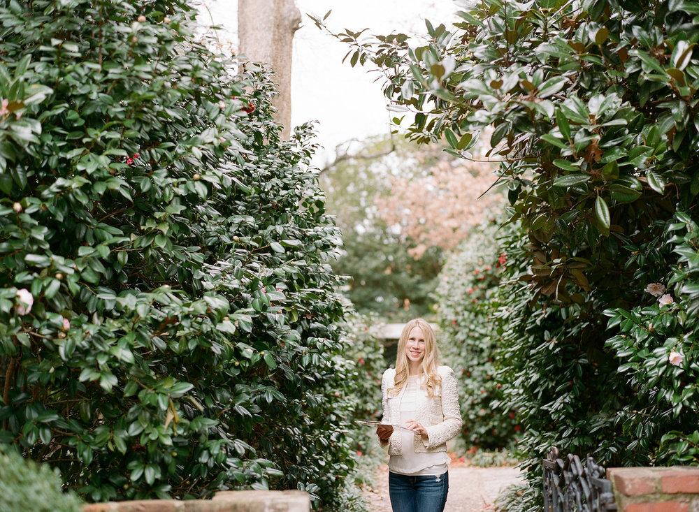 Meet Amy, wedding + event planner behind @adreamwovenevents