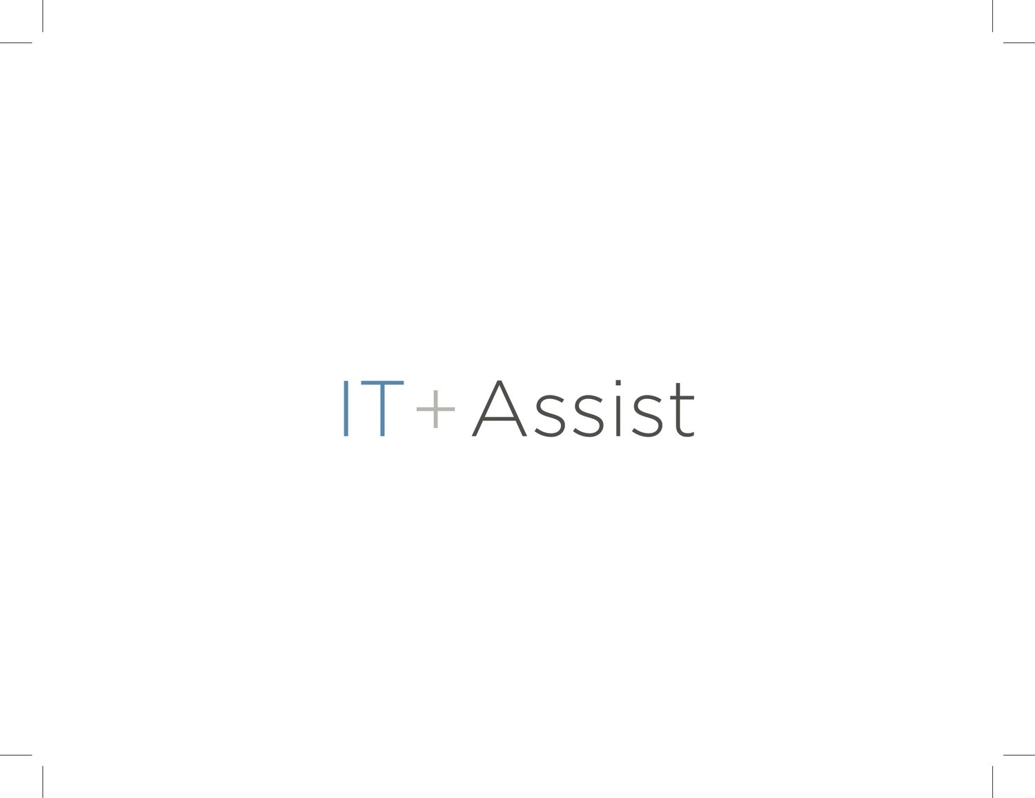 IT Assist