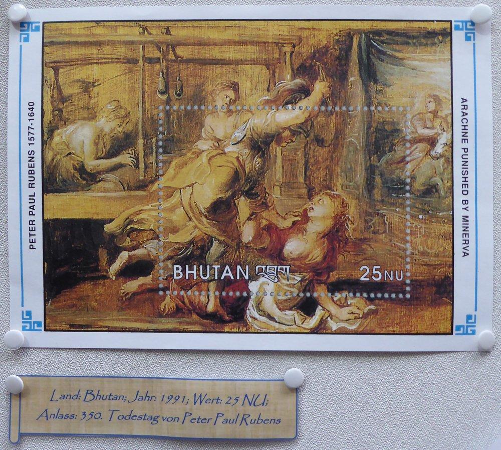 Arachne und Minerva - Briefmarke 1.JPG