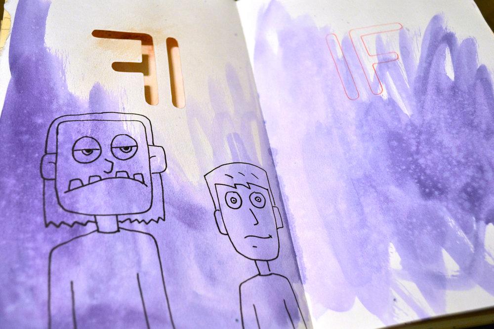 Comics and Cartoons