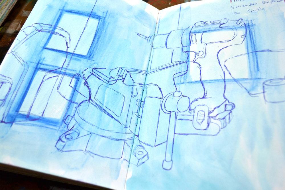 Observational Drawing: Still Life