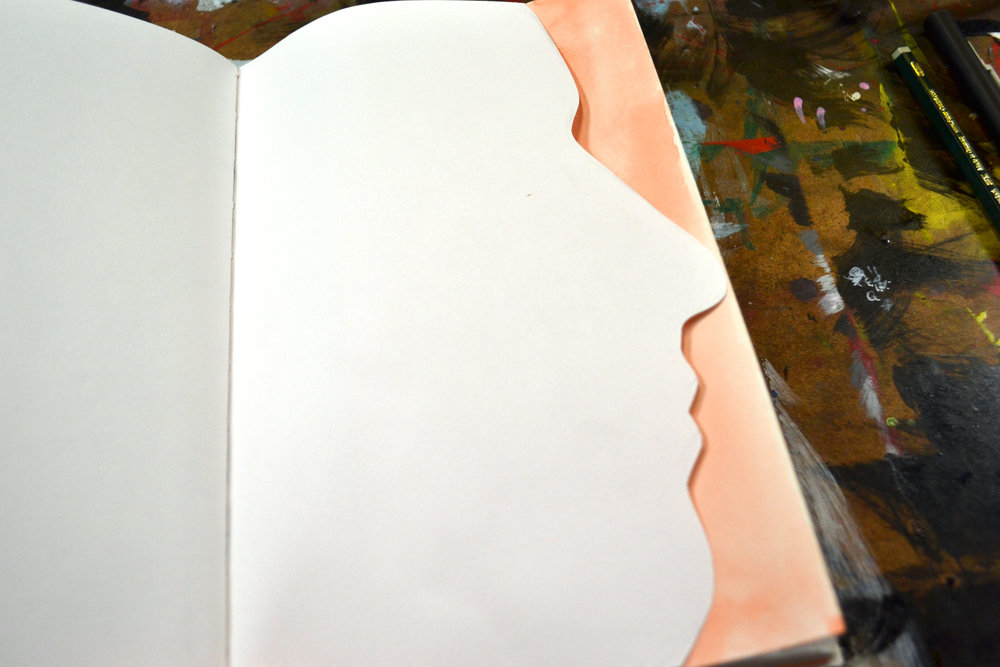 Profile-Shaped Pages