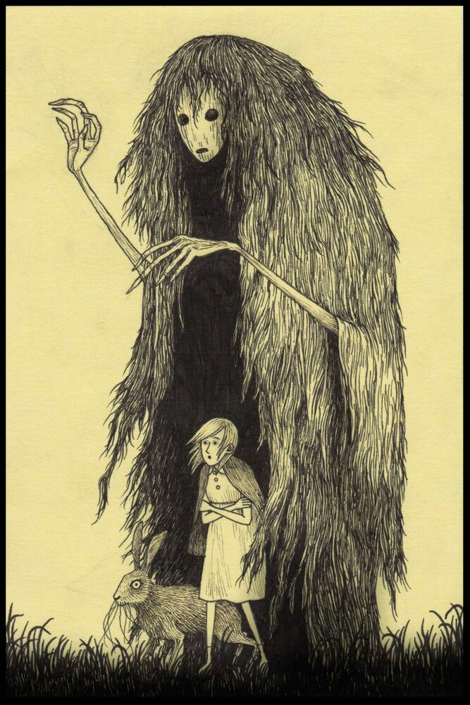 Artwork by John Kenn Mortensen