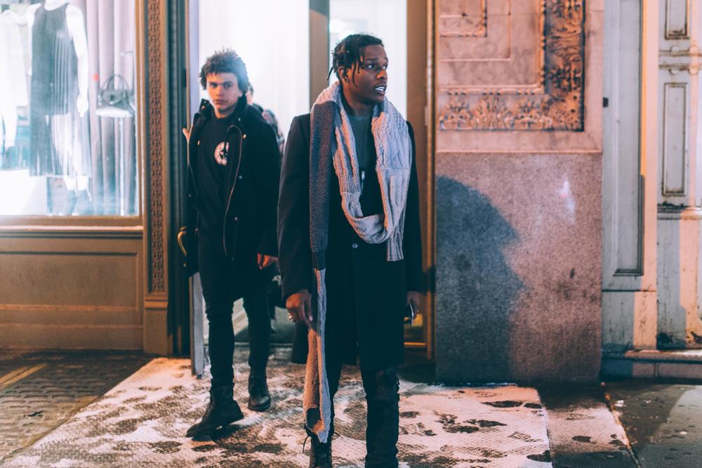 A$AP Rocky / New York City