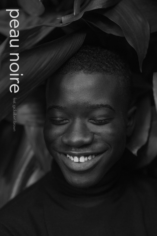 Peau Noire  ~ featuring Jgickalbert Brown