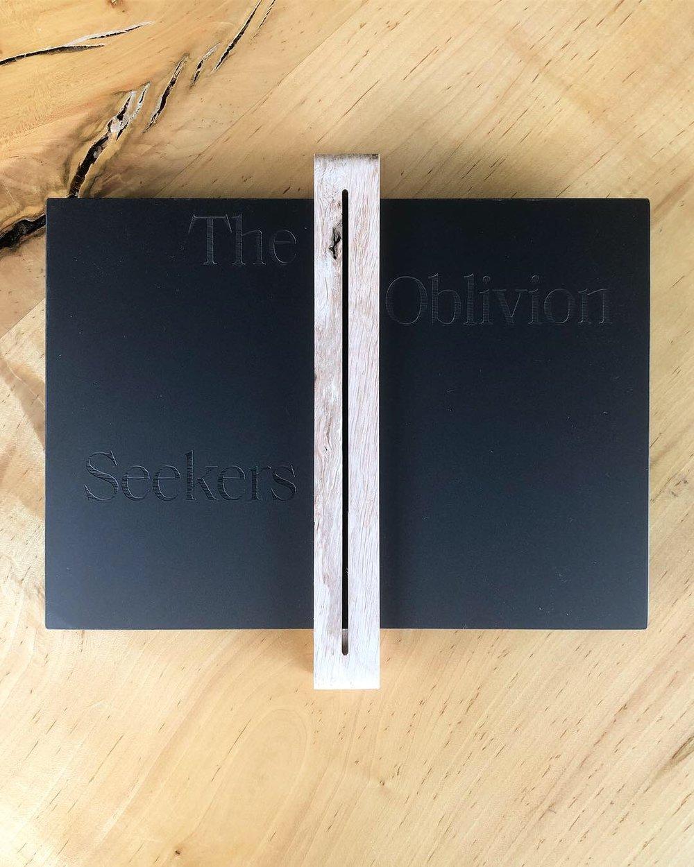 The Oblivion Seekers published by Ultraterrestrial.xyz —-2018—-