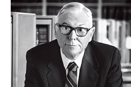"""In my whole life, I have known no wise people (over a broad subject matter area) who didn't read all the time – none, zero.""  - - Charlie Munger"