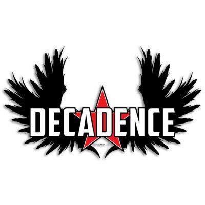 decadence - Rock (Columbia SC)Facebook  Soundcloud  Bandcamp  Reverbnation