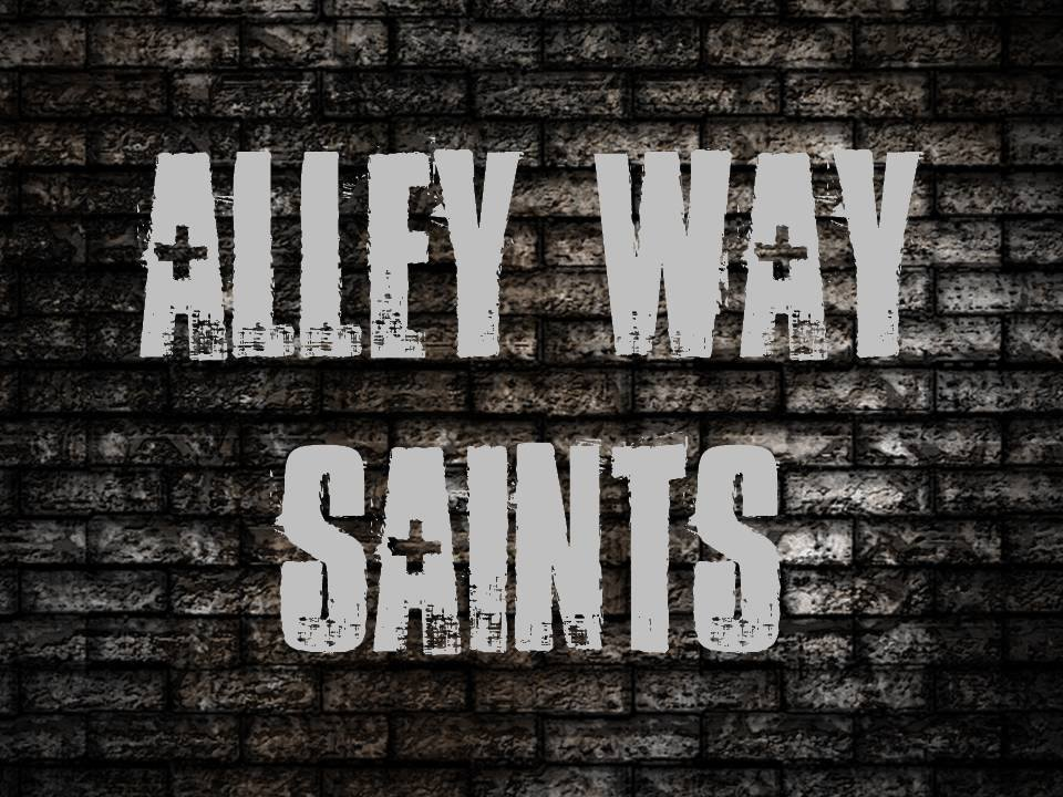 alley way saints - Rock/Covers (Charleston SC)Facebook   Soundcloud   Bandcamp   Reverbnation