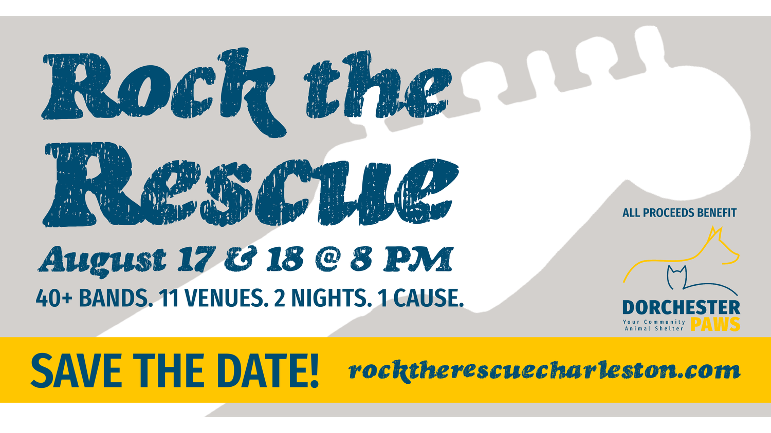 Rock the Rescue