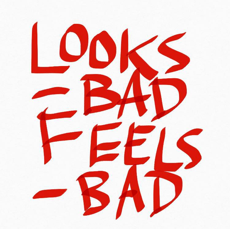 looks bad feels bad - Rock (Charleston SC)Facebook   Soundcloud   Bandcamp   Reverbnation