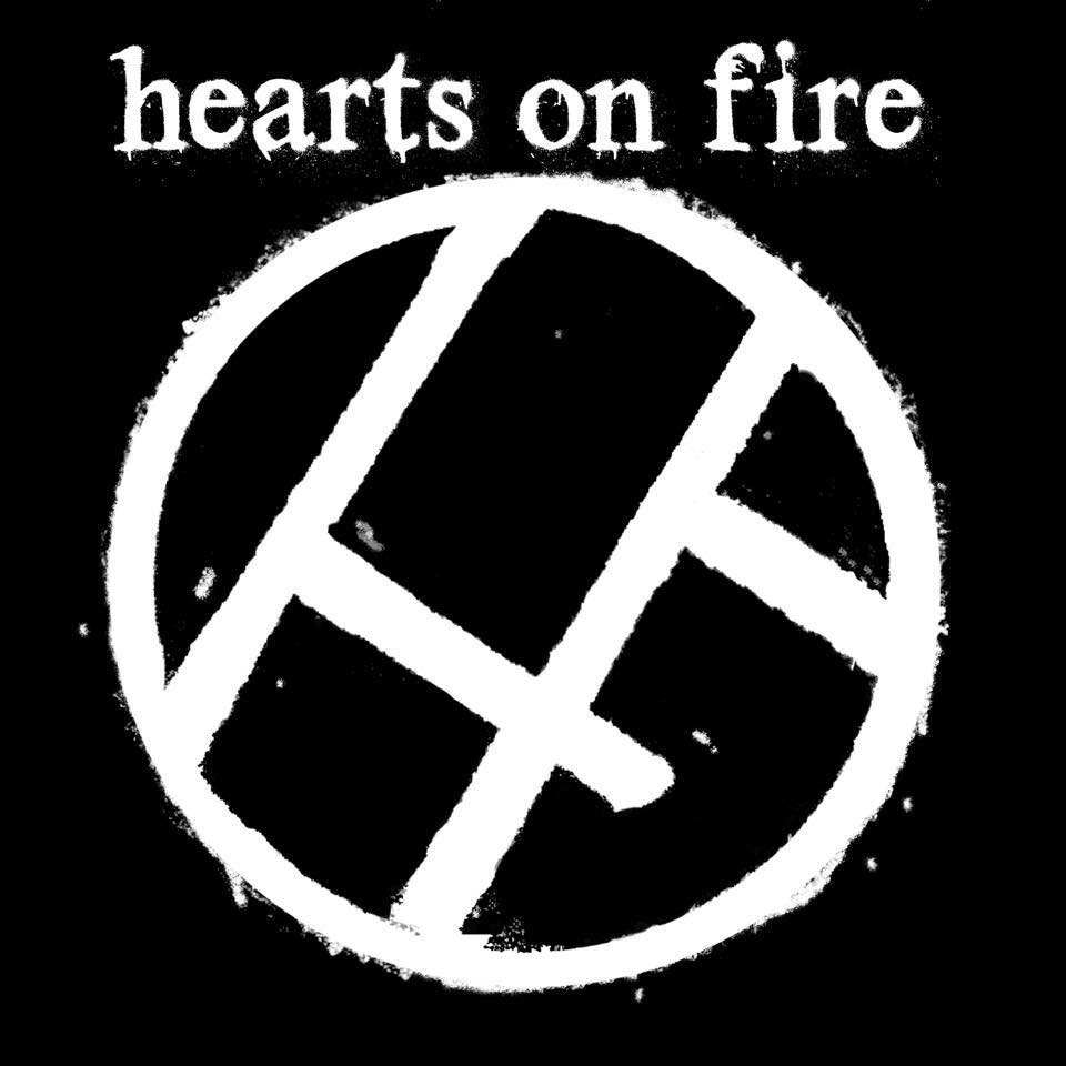 hearts on fire - Punk/Metal (Charleston SC)Facebook   Soundcloud   Bandcamp   Reverbnation