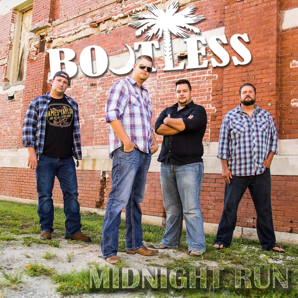 bootless - Southern Rock/Country (Charleston SC)Facebook   Soundcloud   Bandcamp   Reverbnation