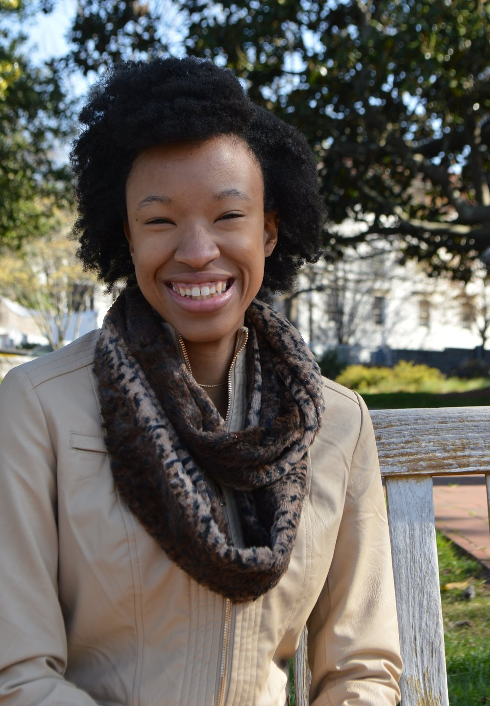 CBSC IN ATLANTA - Caroline Nwanze, 2017 CBSC Fellow, has been selected for the two year Woodruff and Whitehead Foundations' Fellowship.Caroline will work within the foundations for two years after graduation in May, learning about the foundations' work and better understanding the important role of philanthropy in our most pressing community needs.