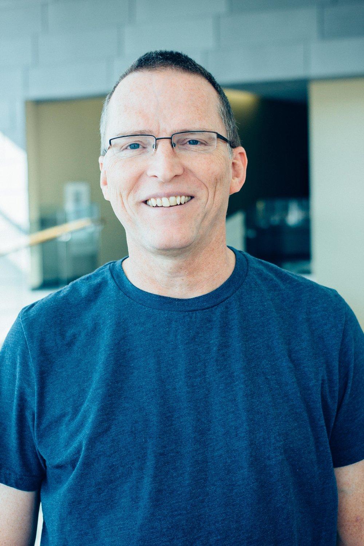 Brad Outler - Facilites Manager