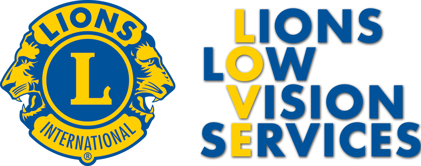 Lions Low Vision Services Program | L.O.V.E. Program