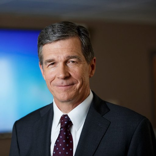 NC Governor Roy Cooper