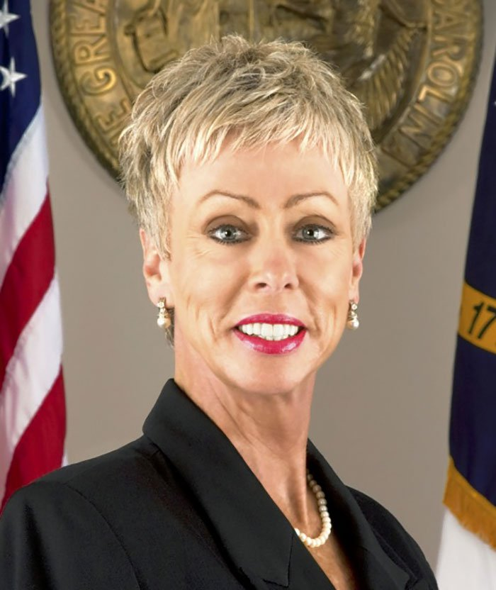 NC State Auditor Beth Wood