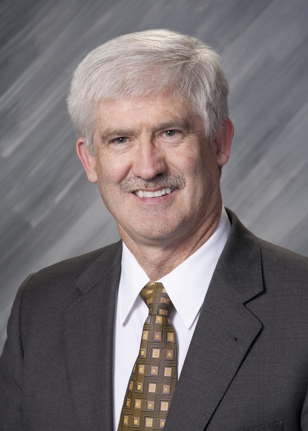 Mayor of Morganton Ronnie Thompson