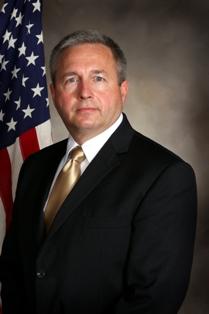 Burke County Sheriff Steve Whisenant