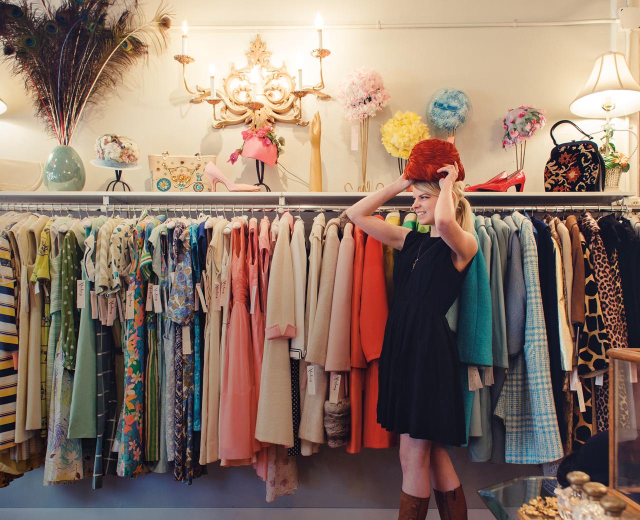 Vintage Dresses Stores Near Me