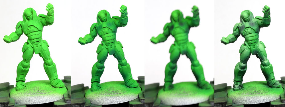 Lex Luthor warsuit painting tutorial