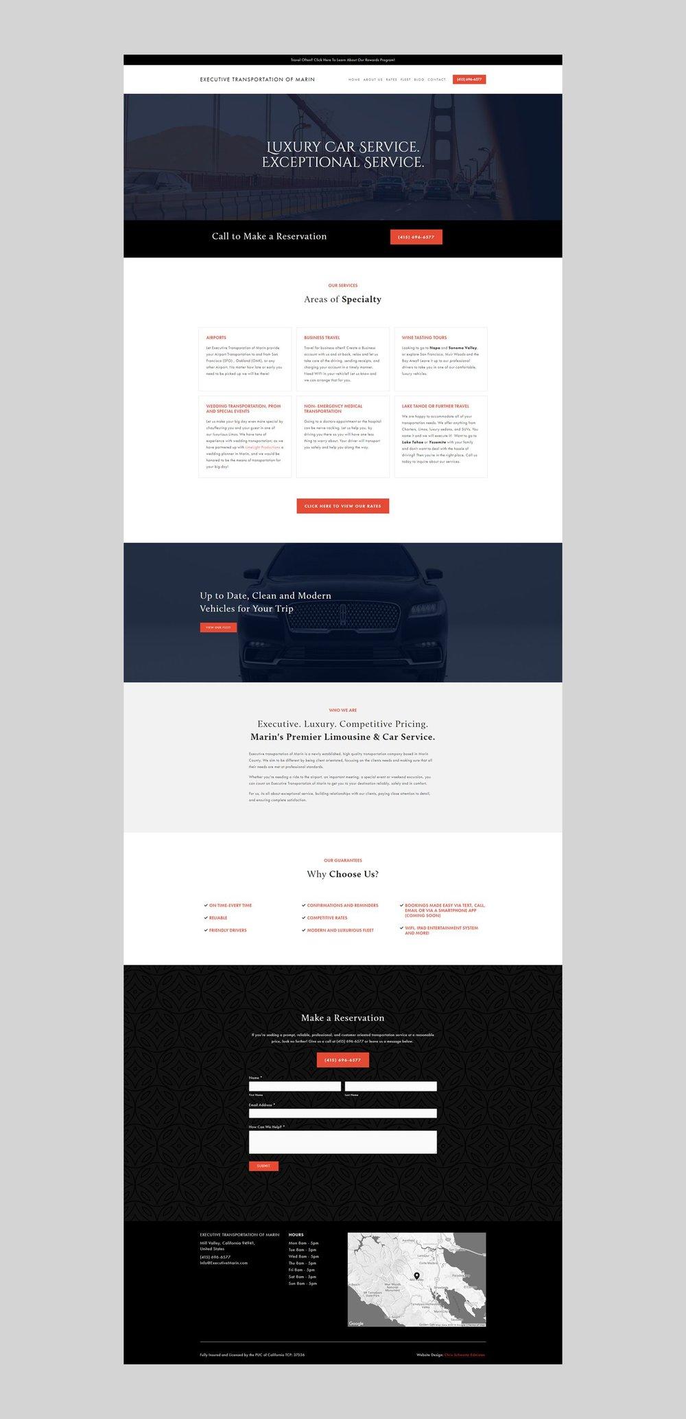 Executive Marin Homepage_portfolio