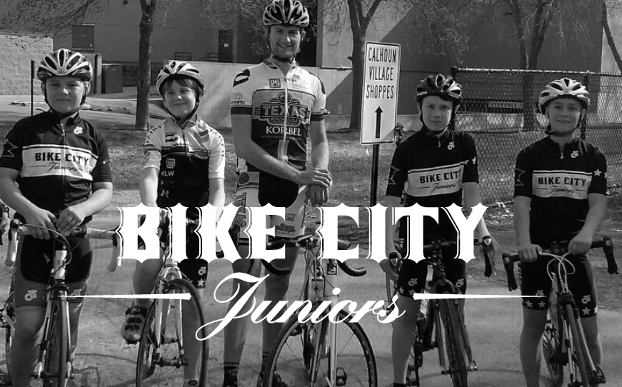 Bike City Juniors - Bike City Juniors is a road cycling club for aspiring, young riders and racers, ages 10–18. Veteran cyclists with a passion for coaching, work with youth riders and teach them everything they will need to know in order to ride safely and feel confident on their road bikes.Bike City Juniors offers three different categories for the participants in order to provide those individuals with the appropriate skills to succeed.CLICK HERE TO LEARN MORE