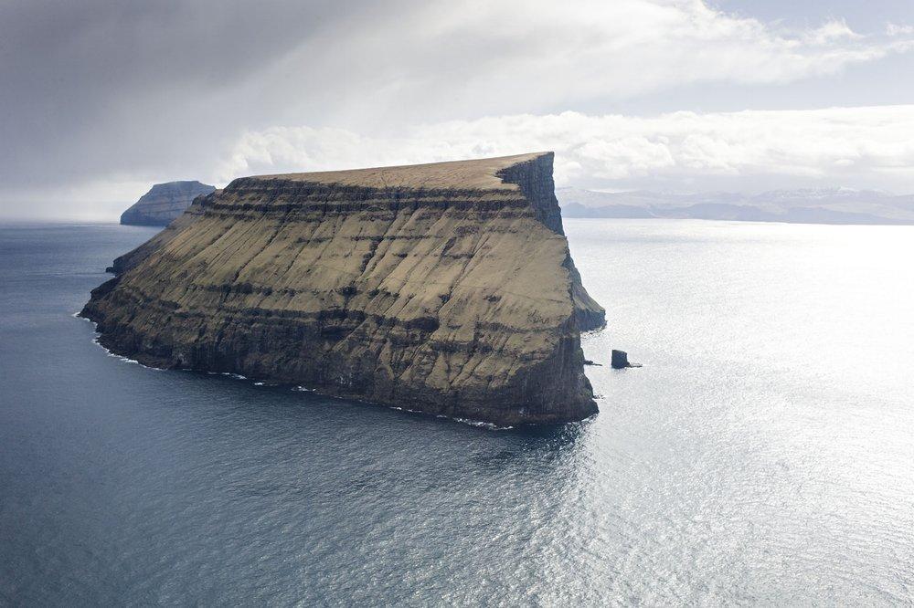 Stóra Dimun, Faroe Islands, Spring, 2013