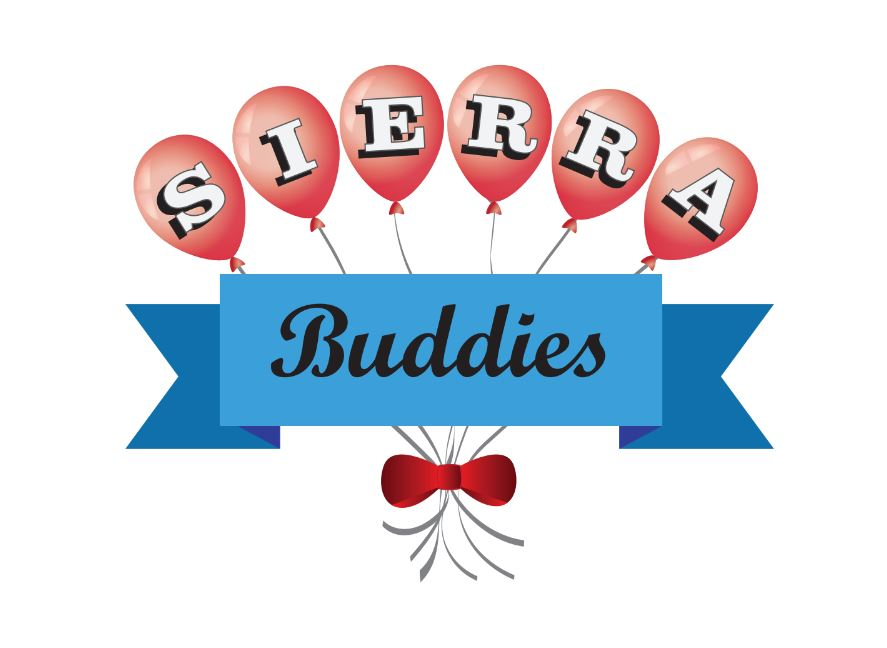 Sierra Buddies Committee - Dedicated to providing birthday/holiday gifts to the children of disadvantaged students at Sierra College. Together, we have teamed up with CalWORKS to support our fellow students. We will be providing children with birthday bags consisting of gifts, party decorations, one book, and a gift for the mother! We hope to make Sierra College a little happier one birthday bag at a time.
