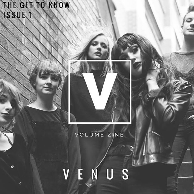 Check out the first issue of our new Instagram feature 'The Get To Know' with the girls over at Venus 🖤 see the full interview over at our Facebook: https://facebook.com/VolumeZine/ @venusgrrrls