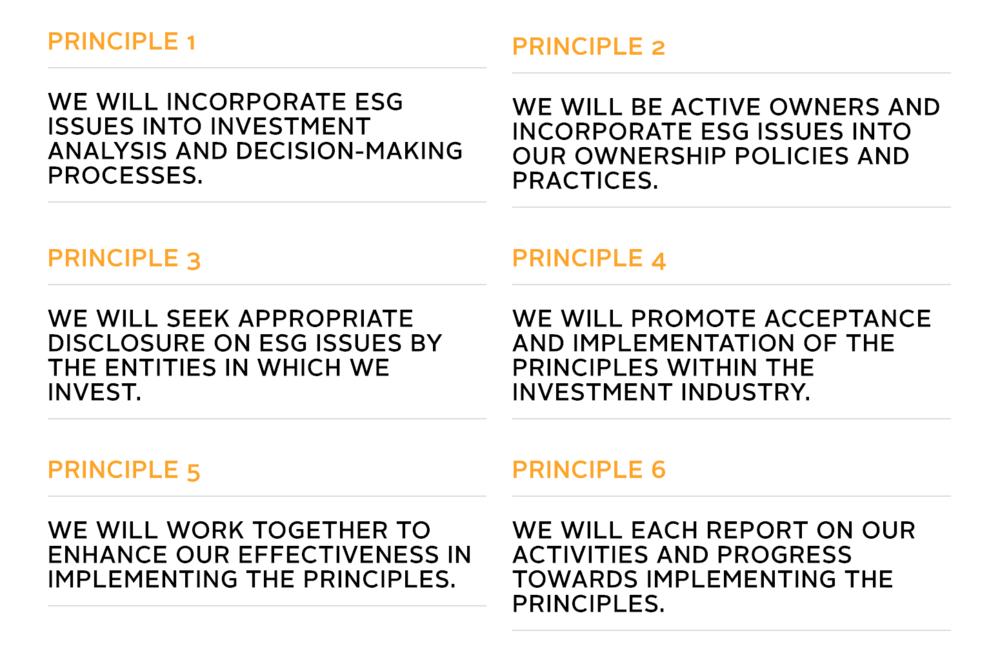 Source: https://www.unpri.org/about/the-six-principles