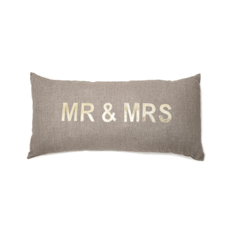 long pillow mr mrs gold.jpg